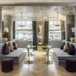 Lounge Rosa Grand Hotel Milano