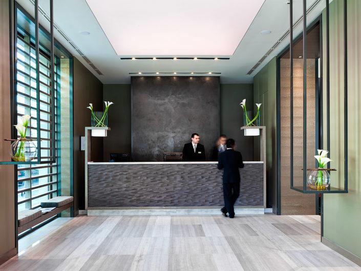ECHO HOTEL MILANO, reception.