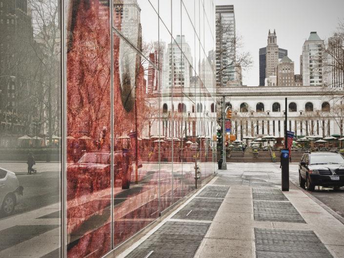 Architecture New York urban