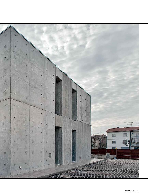 Architecture casa santi