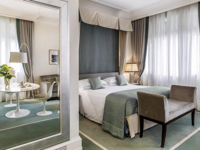 Fotografia di Interno della Suite di Hotel