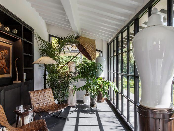 Casa Ugolino Veranda - Architetto Luigi Fragola - Foto Francesca Anichini