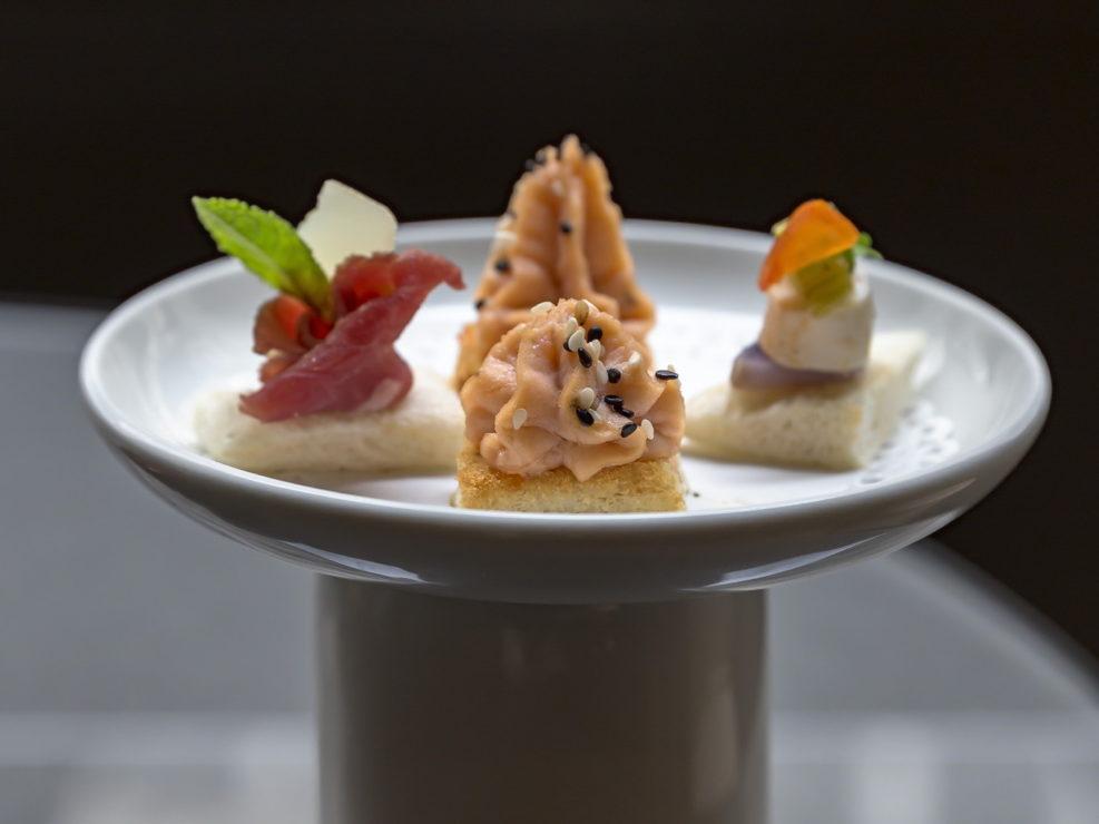 Delicatessen aperitivo a Milano foto di food