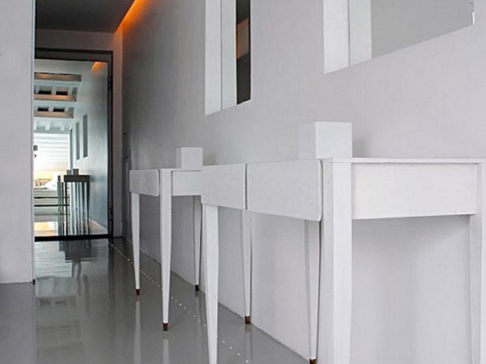Appartamento TOTAL WHITE nel centro di Firenze - Lorenzo Ciompi.