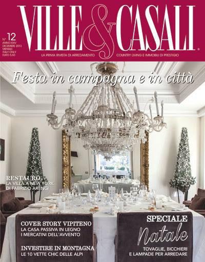 Cover Ville e Casali - photo Francesca Anichini