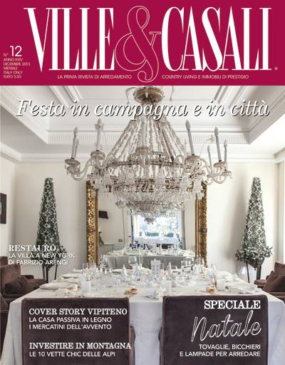 Cover Ville e Casali - photo Francesca Anichini
