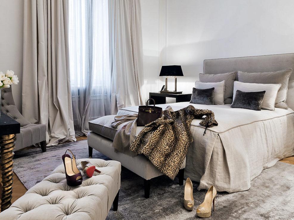 Cristiana Bedroom in ROME Quartiere Prati