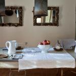 Forte dei marmi. Una cucina essenziale chic