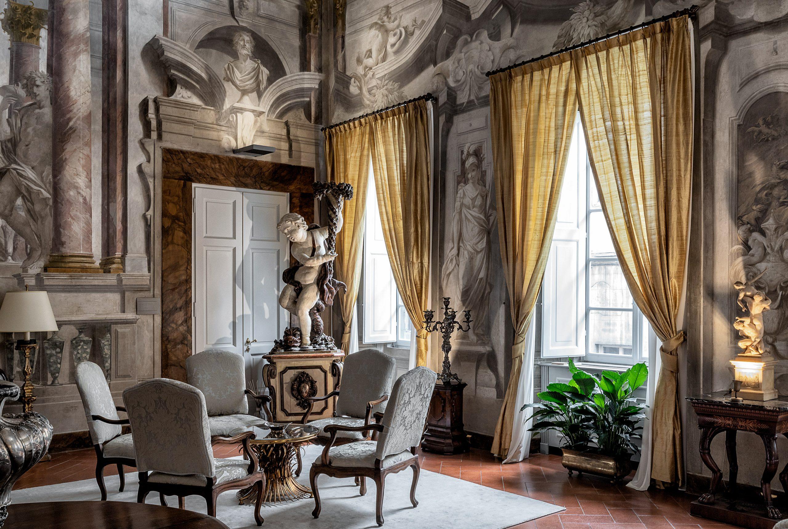 Palazzo Salti Ricasoli - Salone Casamonti