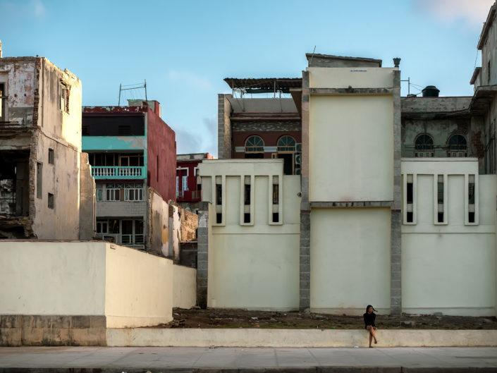 Il Malecon all'Havana, fotografia di architettura nel mondo