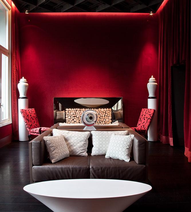 Fotografia di interni - Living room Centurion Palace Hotel a Venezia