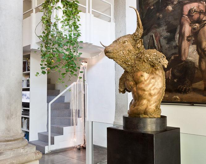 Fotografia di Interni in Casa Crema/Fallani.