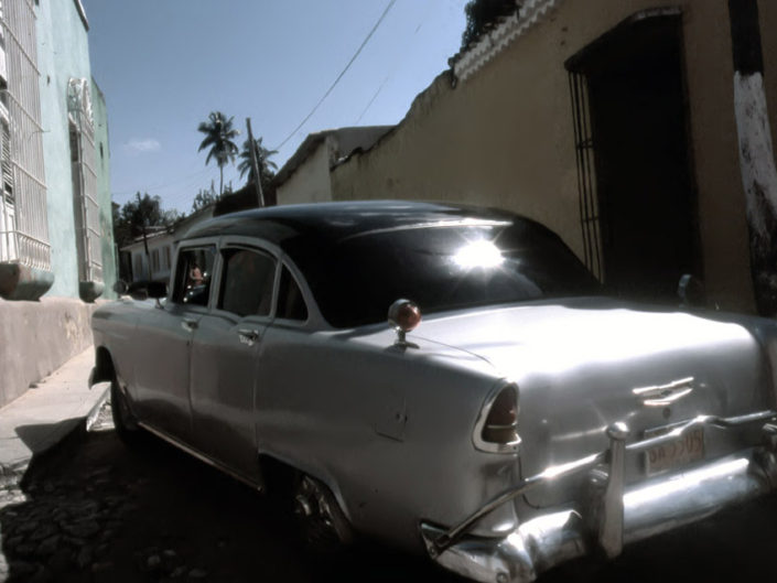 Per le strade di Trinidad - Cuba