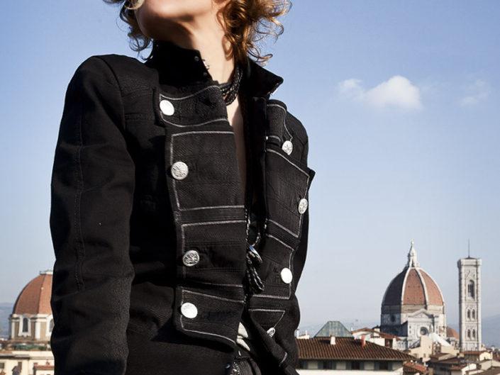 Irene Grandi in Florence - Foto Francesca Anichini