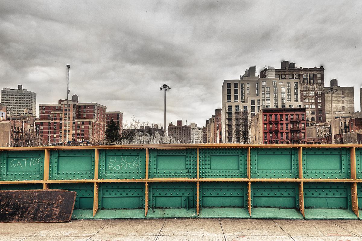 Landascape Newyorkese - Uno skyline urbana.