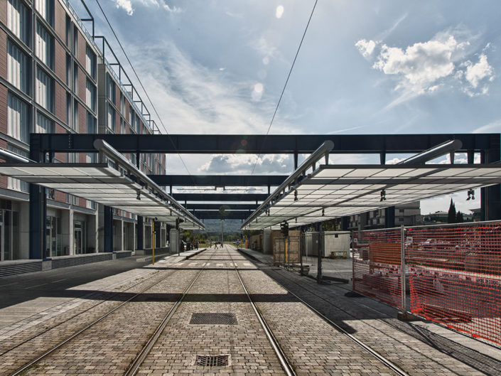 Bus Station Architettura urbana