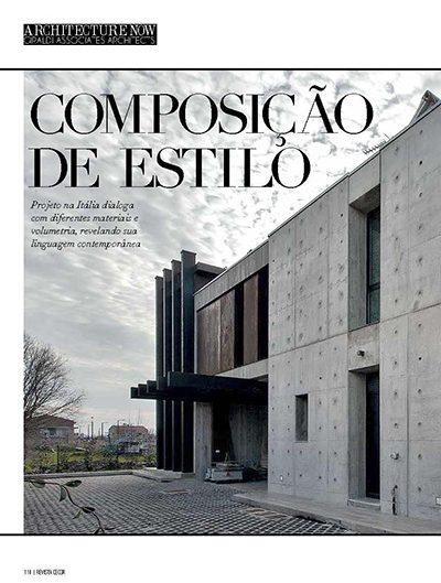 DECOR Magazine Brasil - Casa Santi