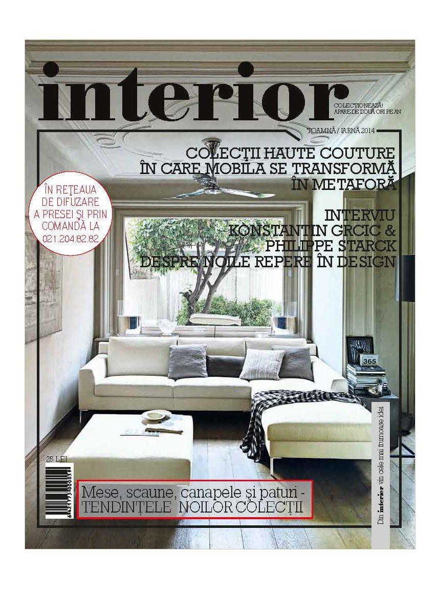 Casa Santi - INTERIOR magazine