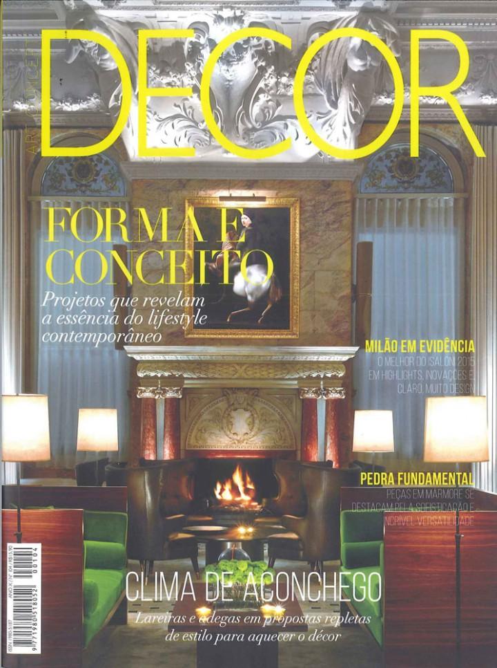 Casa Santi - DECOR Brazil magazine