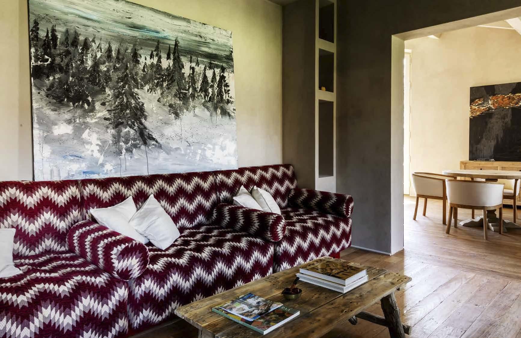 Casa di Bolgheri studio foto Francesca Anichini